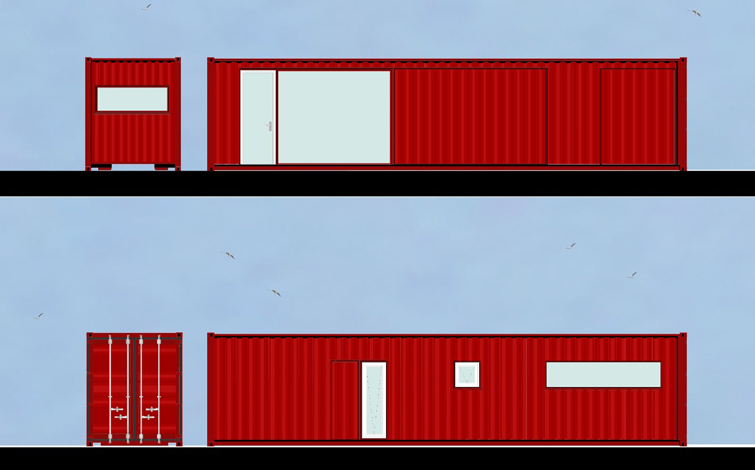 Container Drawings