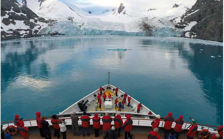 Crociere in Antartide